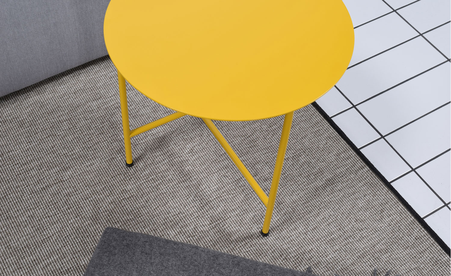 T-TABLE-YELLOW image #2